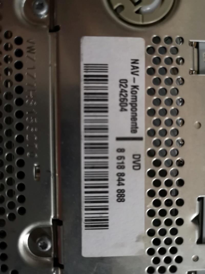 Autoradio RNS2 DVD d'origine VW à vendre. Img_2053