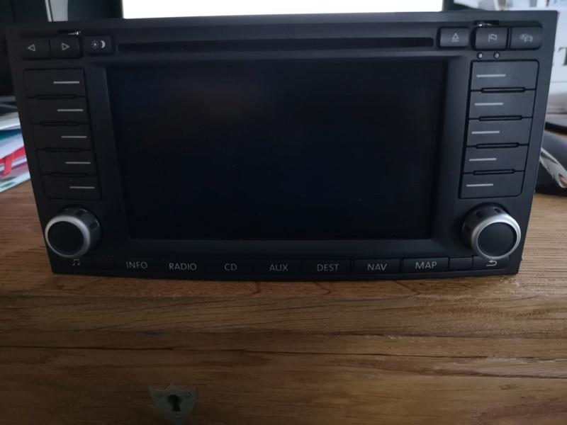 Autoradio RNS2 DVD d'origine VW à vendre. Img_2055