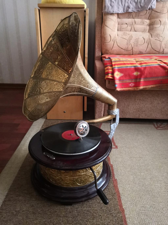 Ремонт граммофона в СПб 15585111