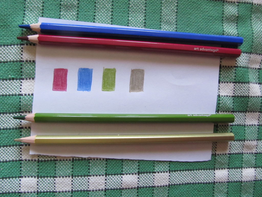 100 Crayons de couleur de chez NOZ Img_2610