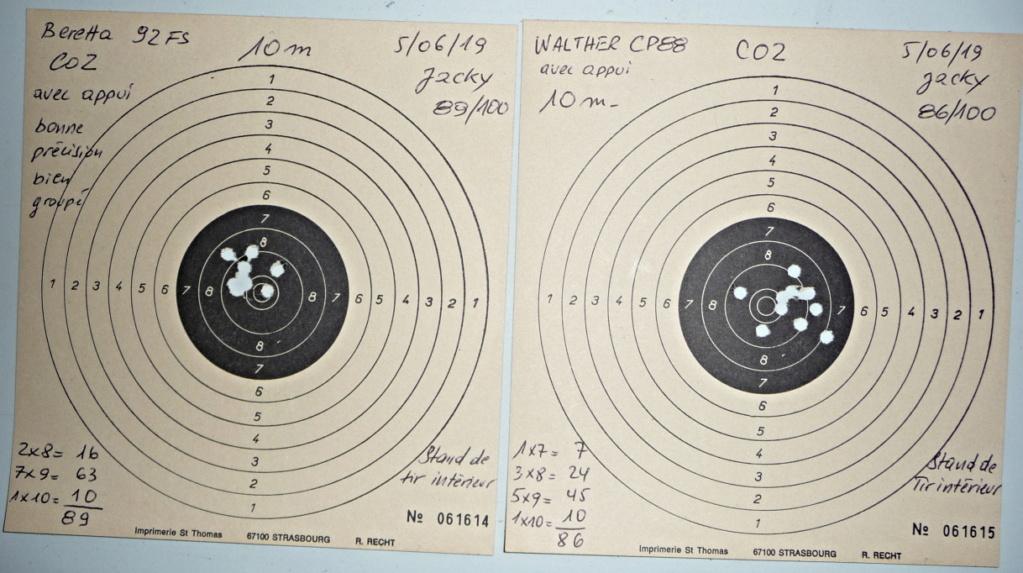 Dispositif pour bloquer un pistolet pour régler la lunette ou Red Dot P1040813