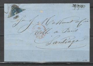 timbre coupé du Chili 110