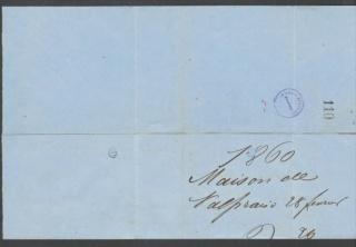 timbre coupé du Chili 310