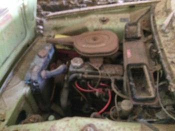 Simca 1300 GL 1963 en Bretagne 10cc7510