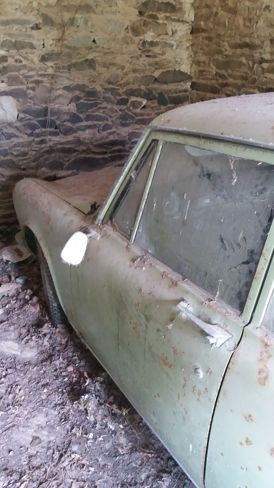 Simca 1300 GL 1963 en Bretagne 20190611