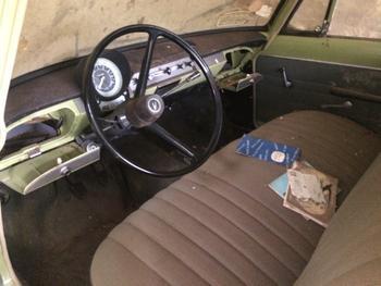 Simca 1300 GL 1963 en Bretagne 6a480510