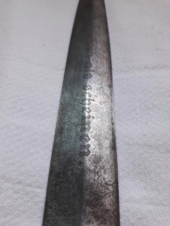 Avis sur une dague Napola 20190713