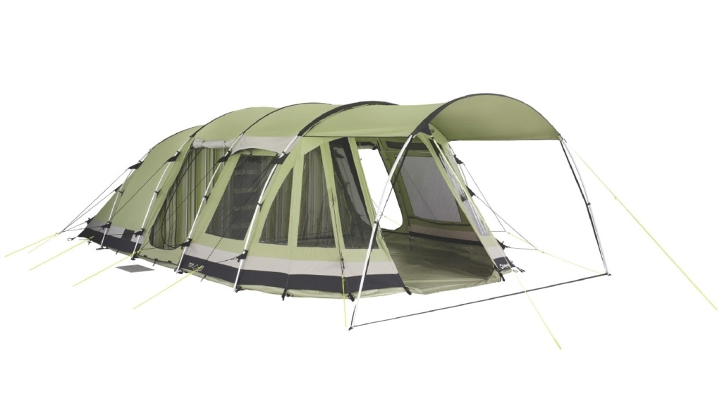 Vends tente Outwell Bear Lake 6 (modèle 2013) Outwel11