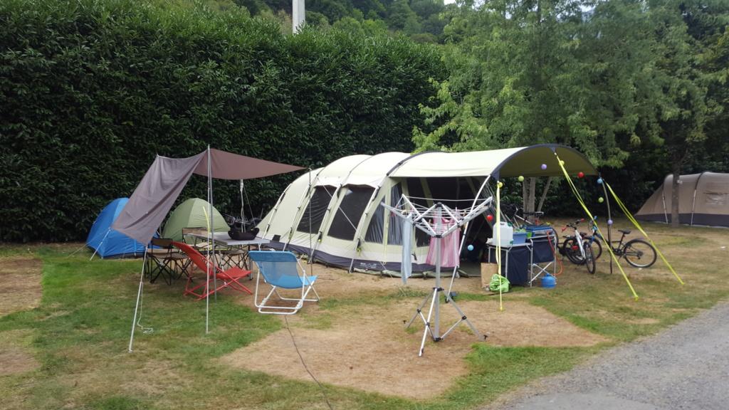 Vends tente Outwell Bear Lake 6 (modèle 2013) Outwel12