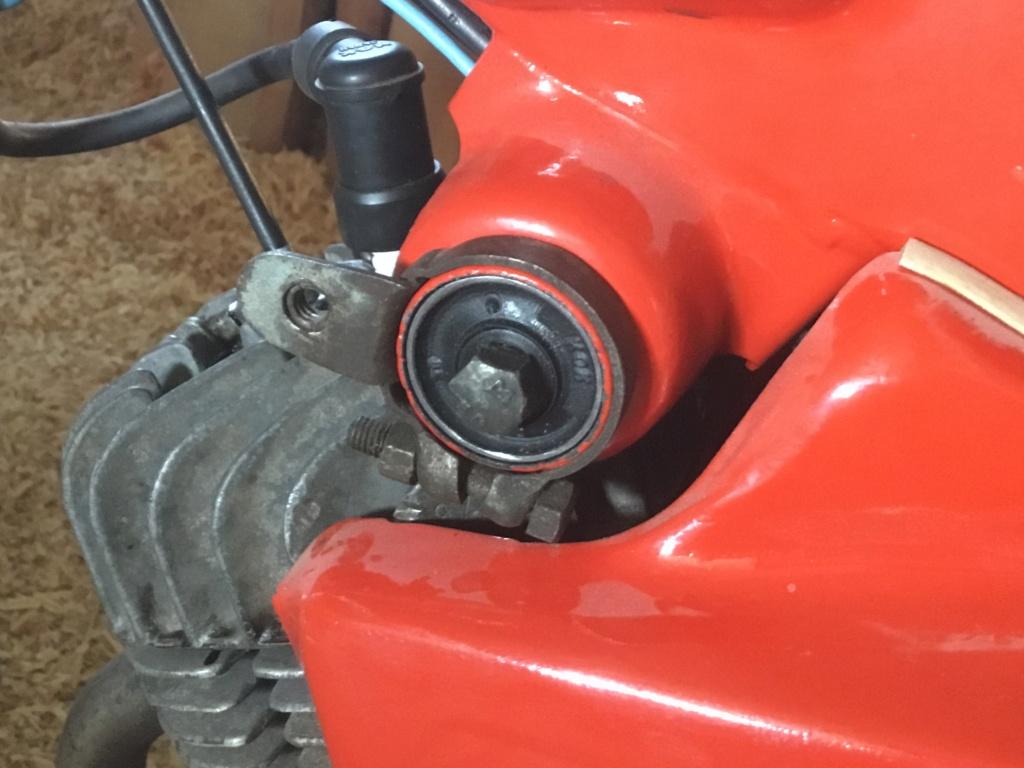 Cambiar silenbloc del motor 32193e10
