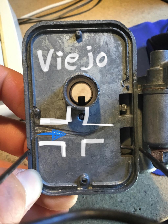 Entrada de aire conica carburador original 5cf18f10