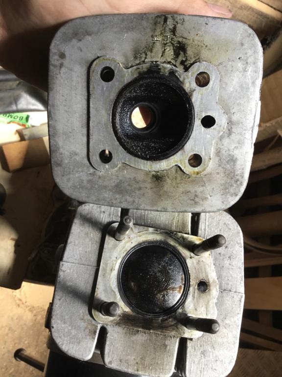 Mi Mobylette no acelera y da golpes de gas Ddf09410