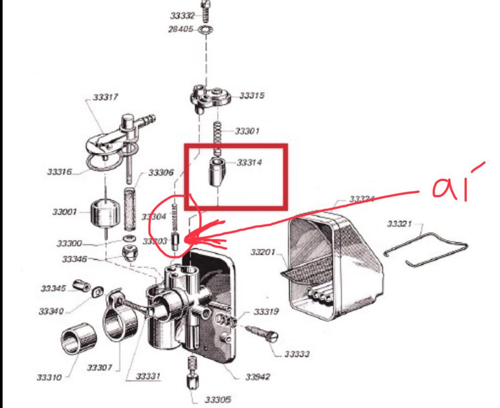 Mi Mobylette no acelera y da golpes de gas - Página 2 E379d510