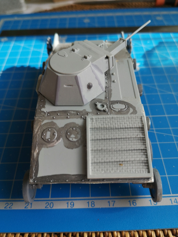 T 60 - Pz.Kpfw. T 60 743 (r) - 1/35- Mister Craft Img_2057
