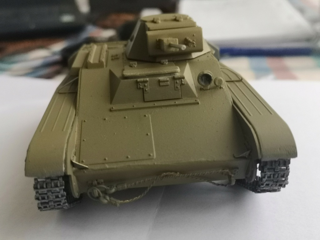 T 60 - Pz.Kpfw. T 60 743 (r) - 1/35- Mister Craft - Page 2 Img_2061