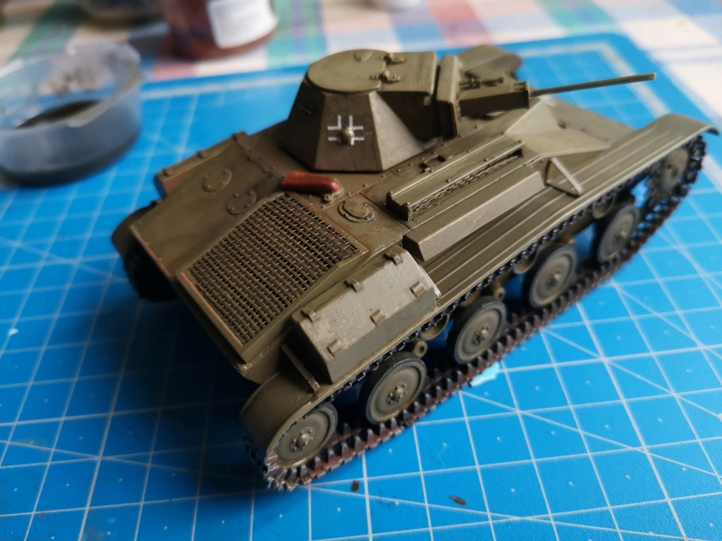 T 60 - Pz.Kpfw. T 60 743 (r) - 1/35- Mister Craft - Page 2 Img_2068