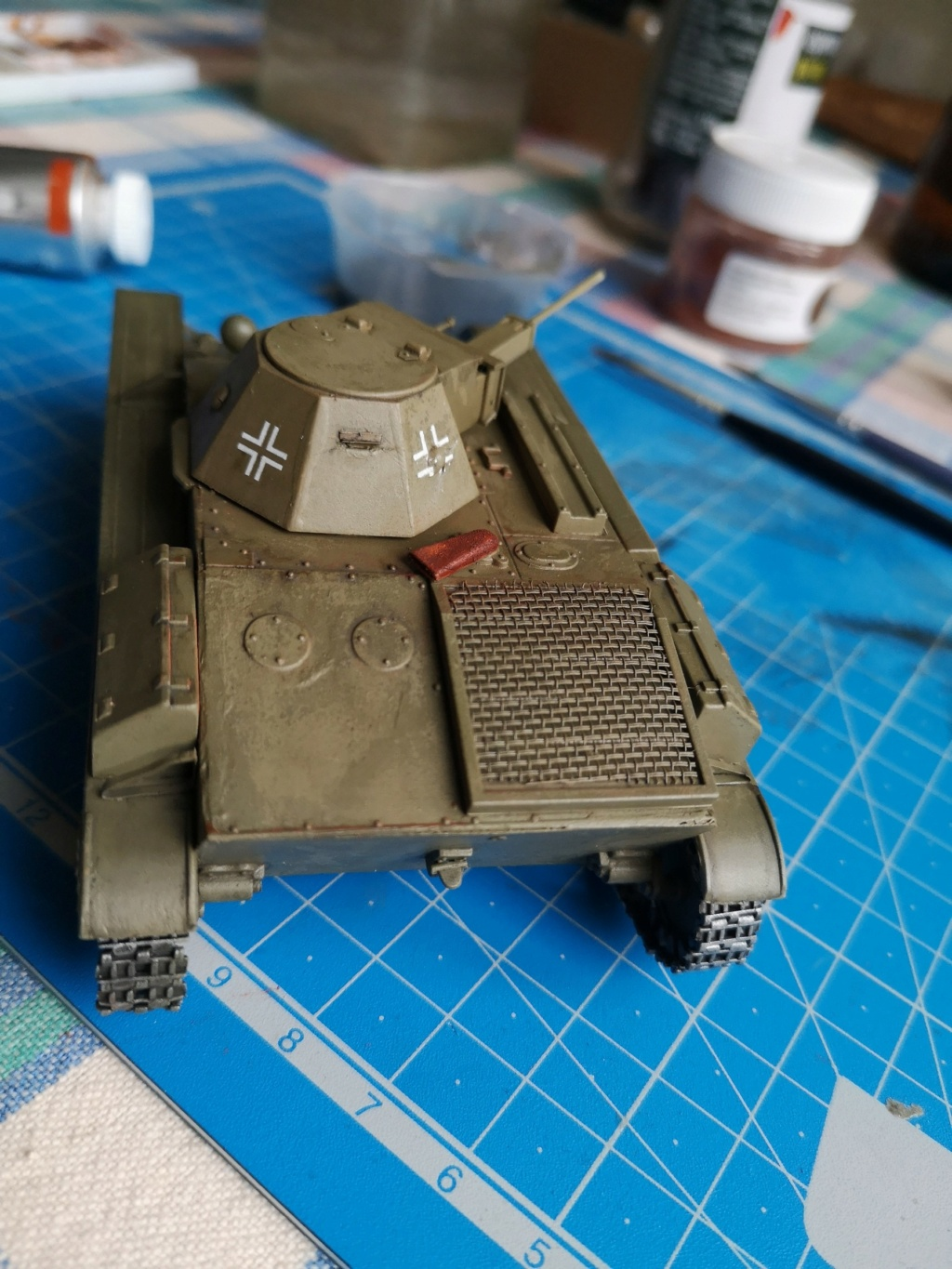 T 60 - Pz.Kpfw. T 60 743 (r) - 1/35- Mister Craft - Page 2 Img_2070