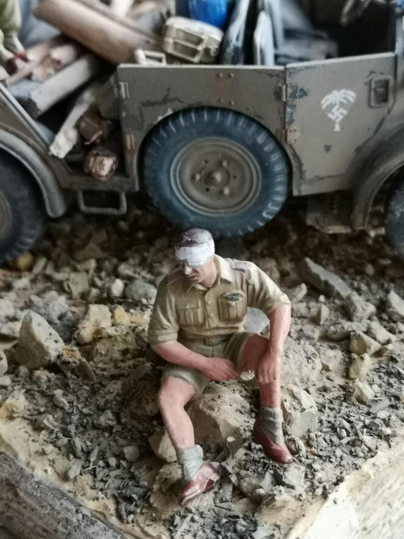 Afrika Korps - des cailloux et encore des cailloux... (1/35, maison) Img_2117