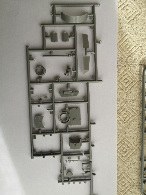 """Rabiot"" Flakpanzer IV Wirbelwind Revell 1/72 Img_2167"