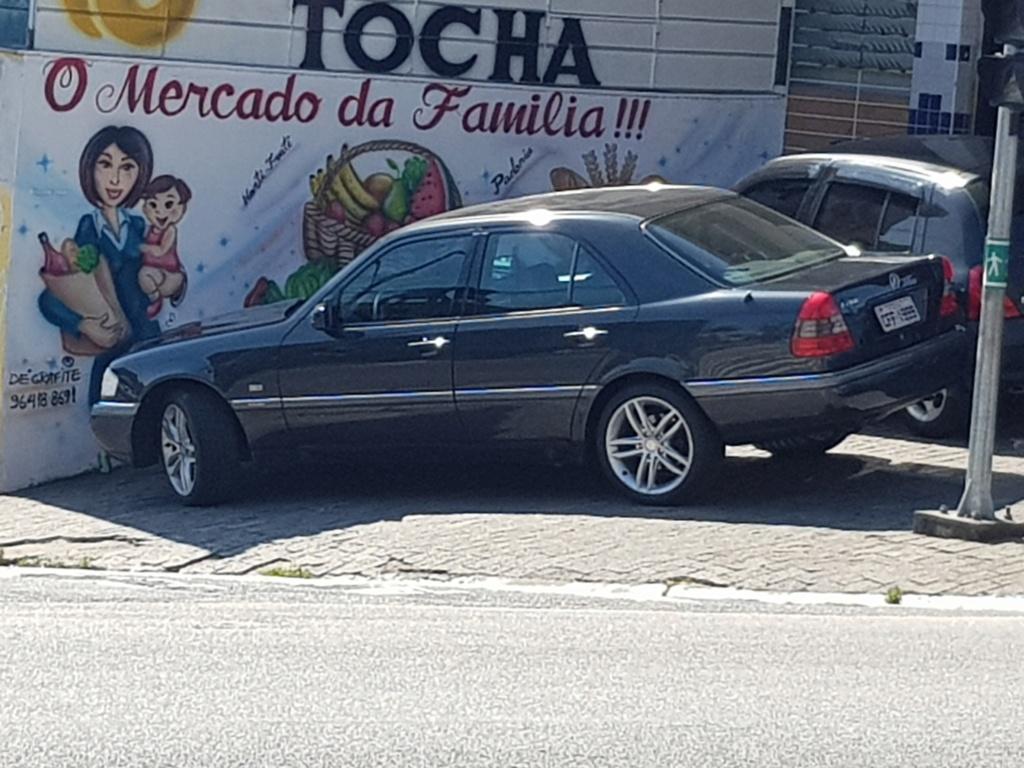 Vendo ou troco Rodas aro 17 Mercedes CLC ano 2017 20191010