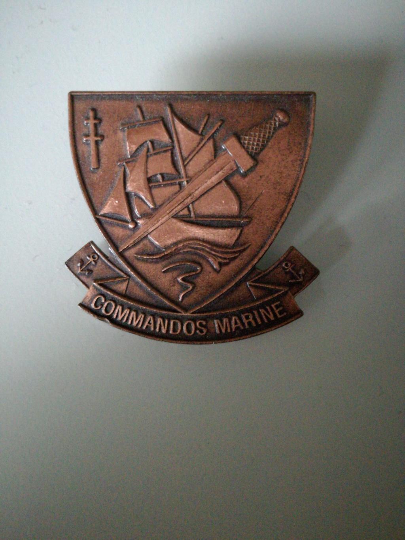 Insigne des commandos marine 15708611