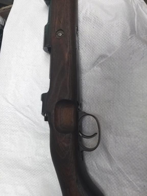 Mauser 42 numéro 530 de 1938 20200225