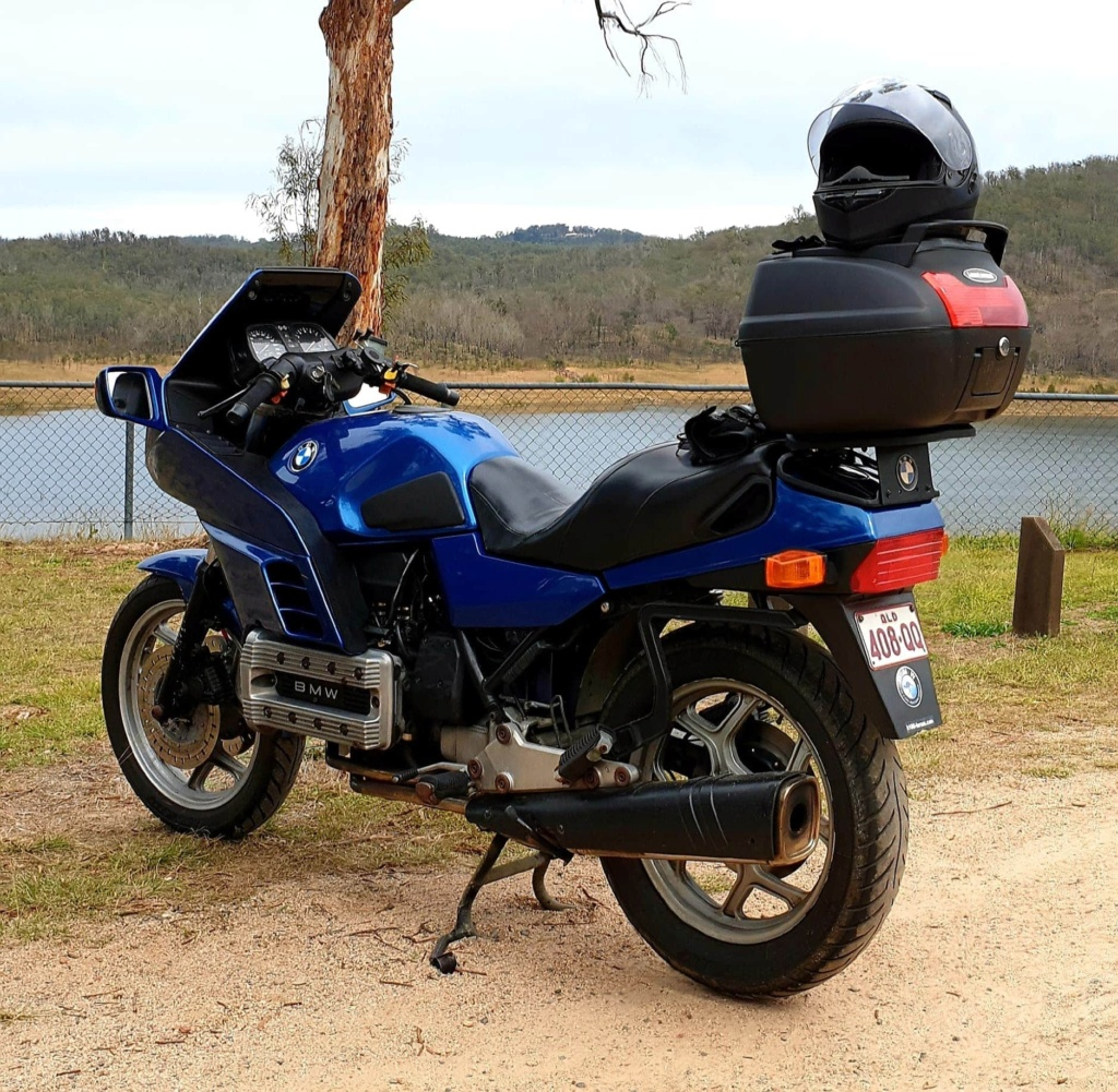 Local SEQ K Kluster ride this week - Crow's Nest etc, anyone keen?  06e44910