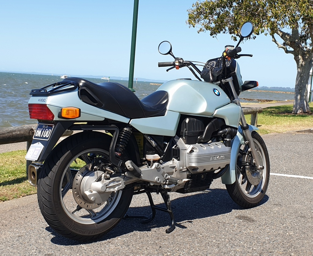 1983 K100 RS Project - back to the 80's - Page 2 20211011
