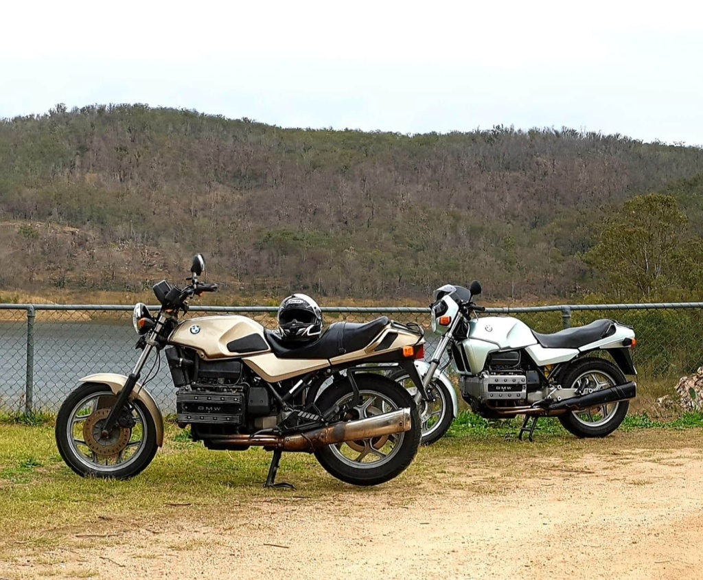 Local SEQ K Kluster ride this week - Crow's Nest etc, anyone keen?  Cb875210