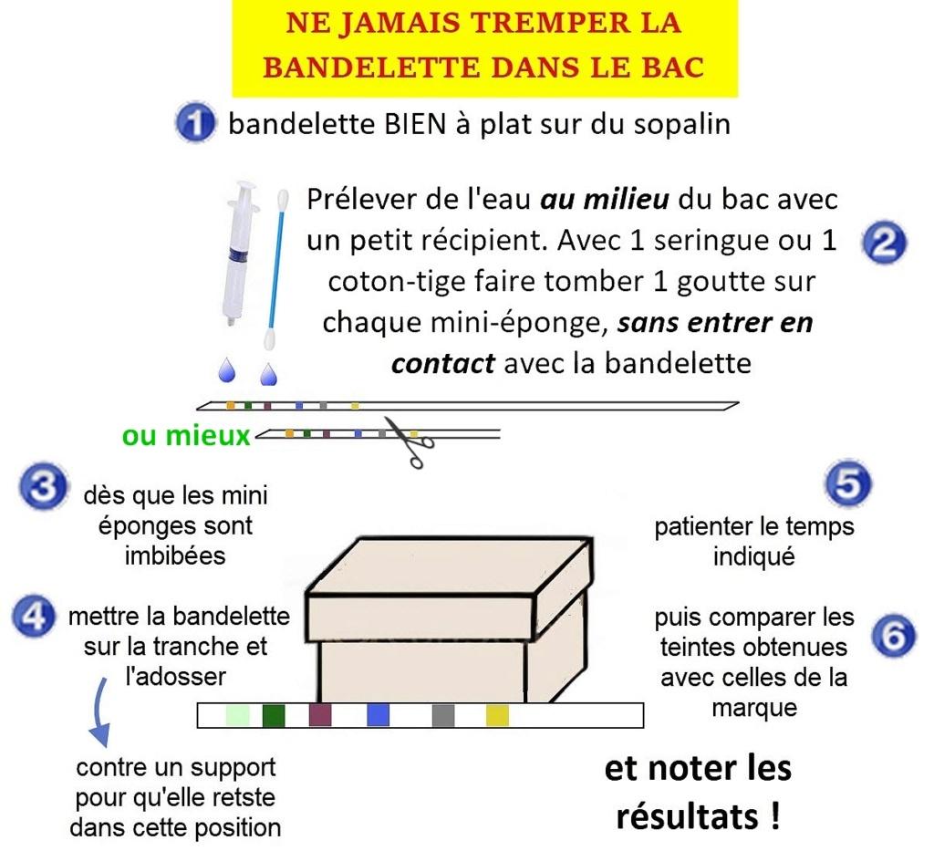 """Aide pour nouveau bac 180 L (eau douce """"facile"""") Bandel19"""
