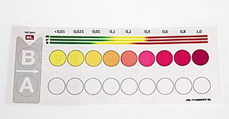 Test nitrite Jbl_no10