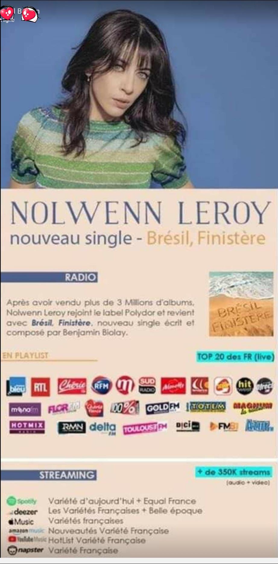 Nolwenn Leroy 20210710