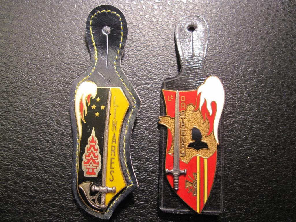 2 insignes de Saint Cyr  Img_6715
