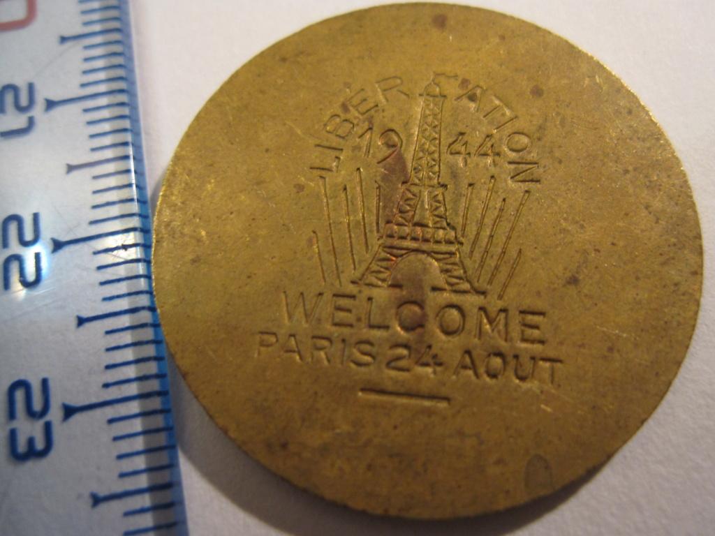 Jeton médaille 1944 Img_8820