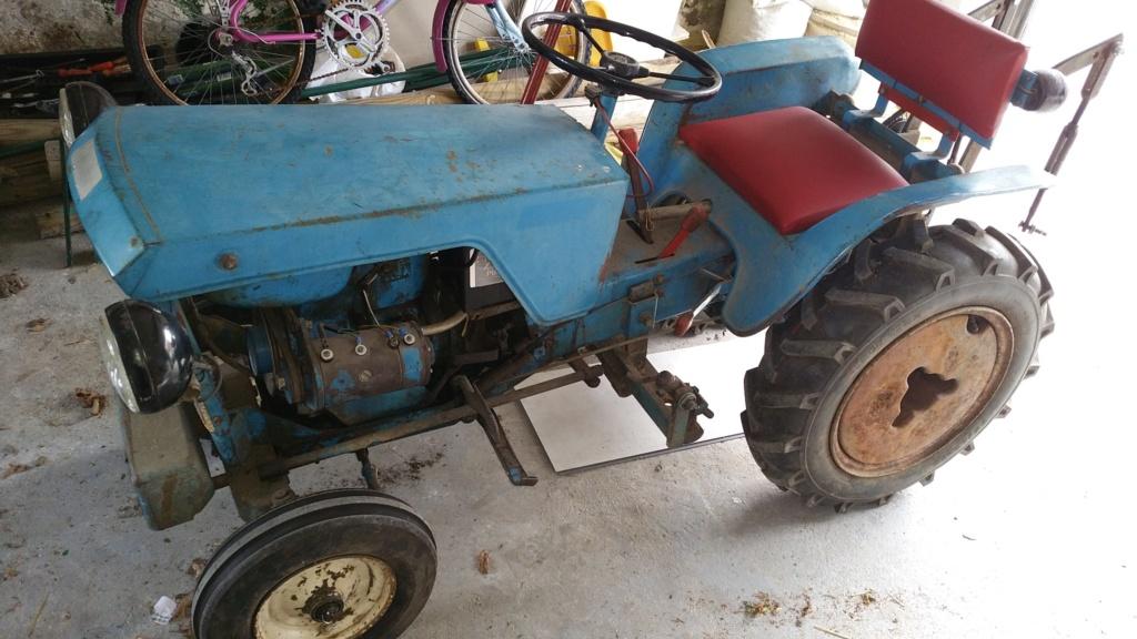 (Recherche) petiti tracteur ou micro tracteur pour jardinage - Page 2 20200514