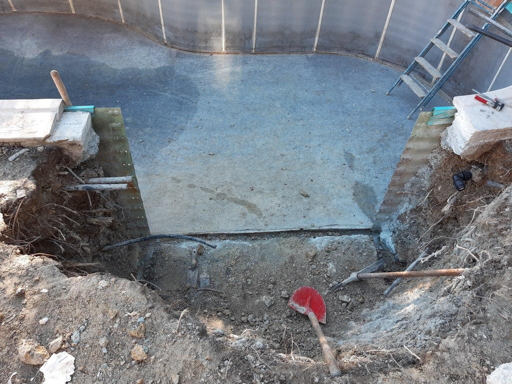 rénovation Madeleine 07 avec escalier paso 20200312