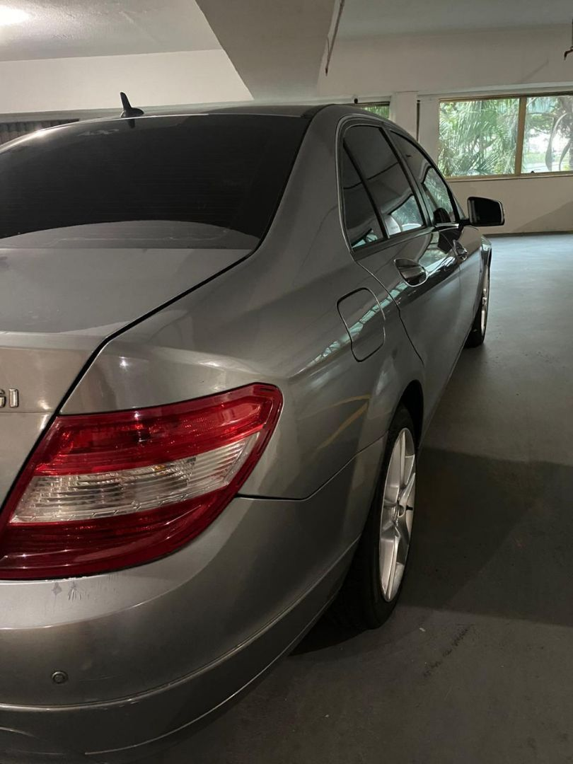 Mercedes c180 1.8 turbo Cgi 2011 43.900,00 21e51d10