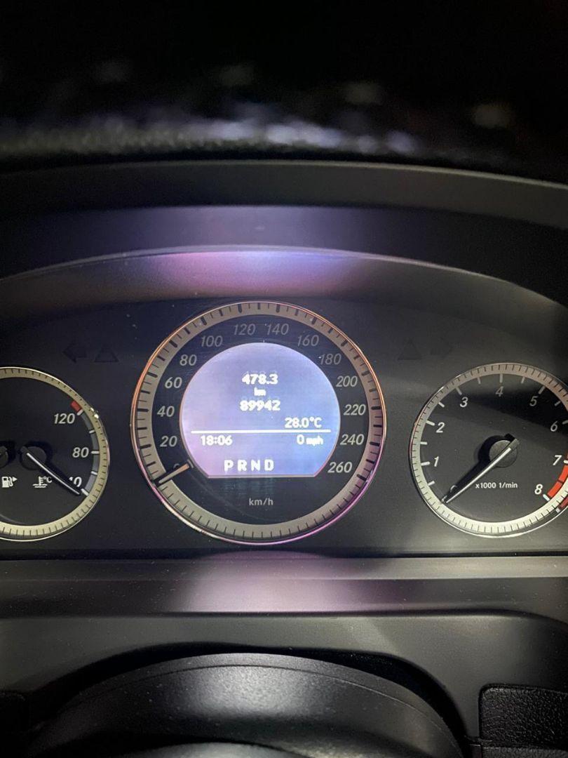 Mercedes c180 1.8 turbo Cgi 2011 43.900,00 A4973410