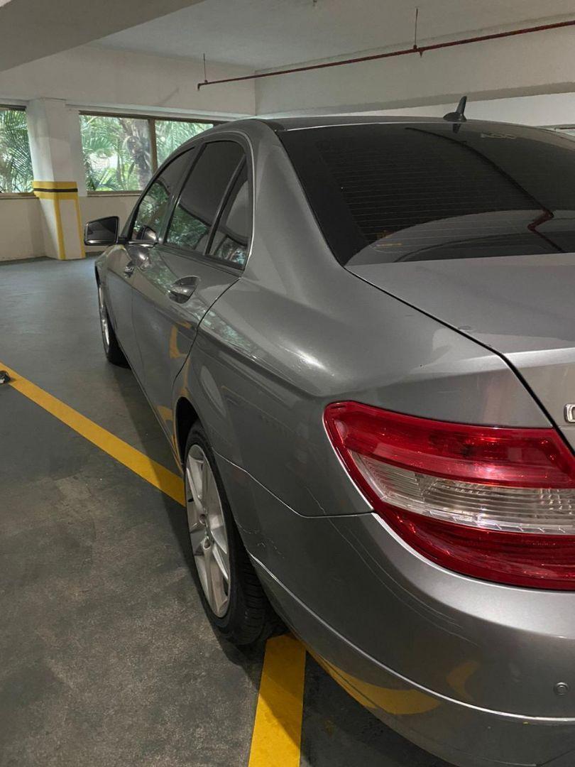 Mercedes c180 1.8 turbo Cgi 2011 43.900,00 Dd118e10