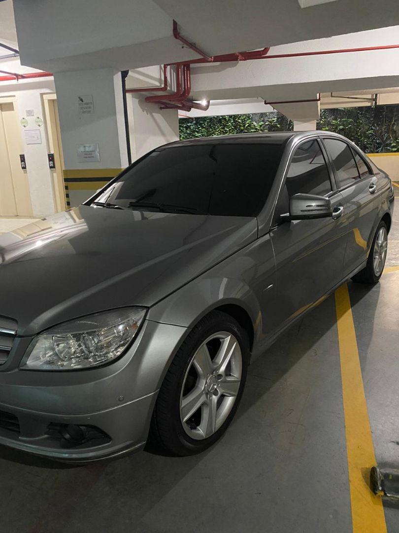 Mercedes c180 1.8 turbo Cgi 2011 43.900,00 Eb011511