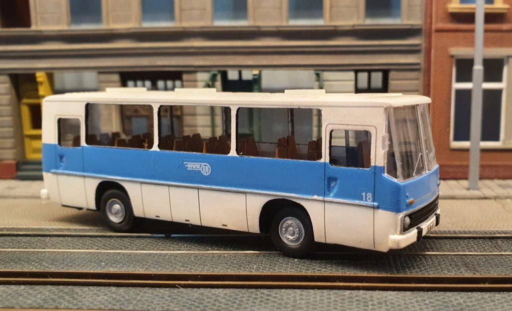 Ikarus 211 VEB Nahverkehr Karl-Marx-Stadt - Umbau aus s.e.s. 20-0110