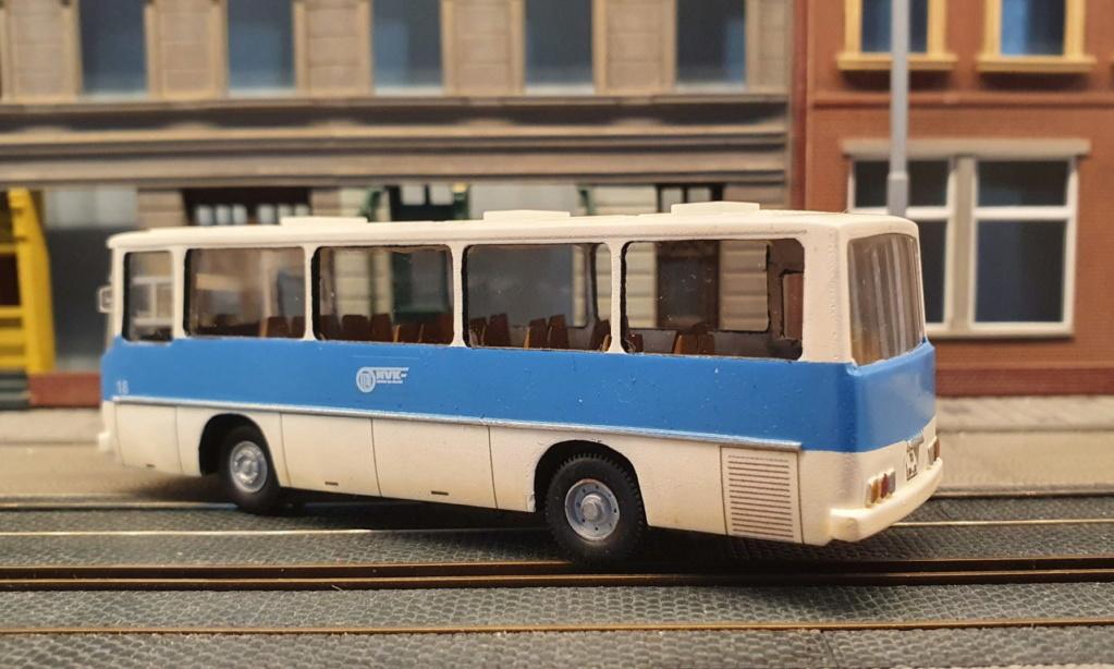 Ikarus 211 VEB Nahverkehr Karl-Marx-Stadt - Umbau aus s.e.s. 20-0210