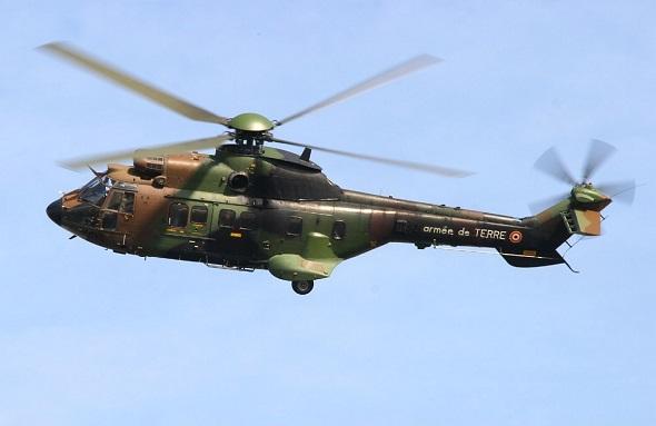 Barkhane : Rapport sur l'accident des deux hélicoptères. Cougar10