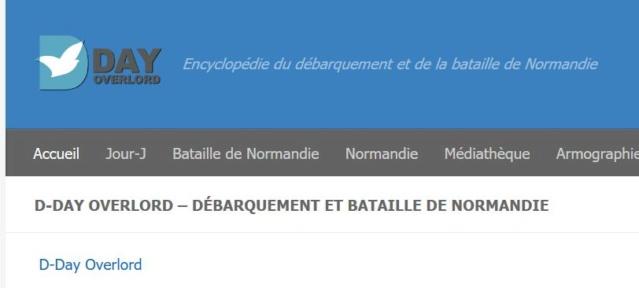 Encyclopédie D-Day Overlord : Débarquement, Bataille de Normandie Dday10