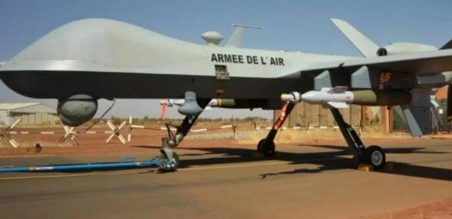 L'histoire pas si récente des drones armés  Drone10