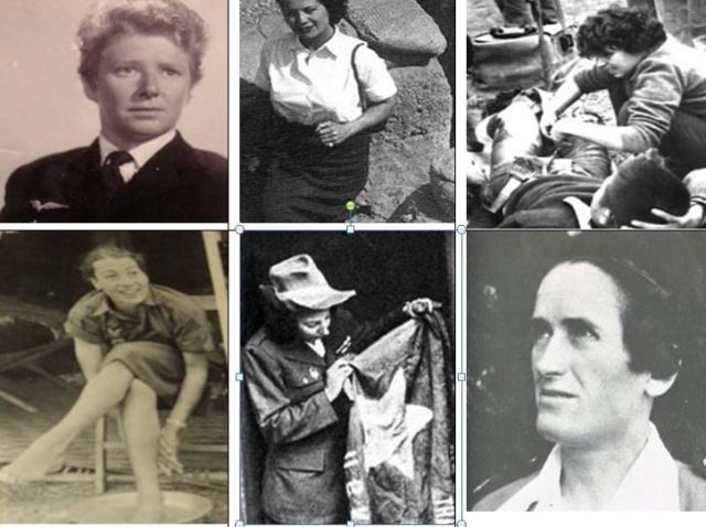 Mortes pour la France et anciennes combattantes… Ne les oublions pas. F1010
