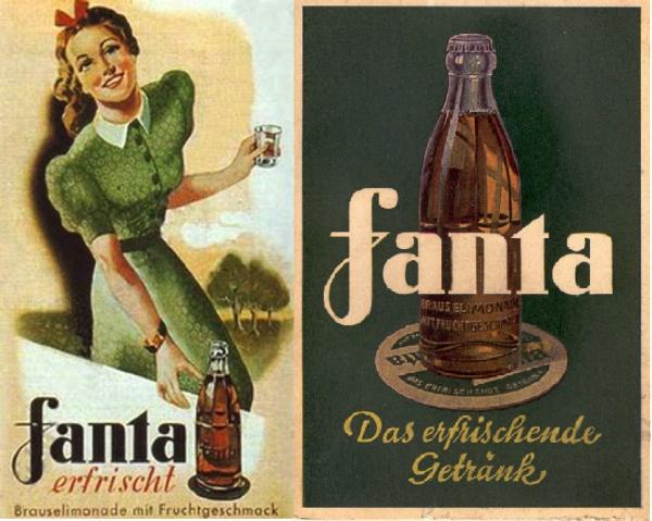 Le saviez-vous ?   Bien s'habiller et boire frais…  Fanta-10
