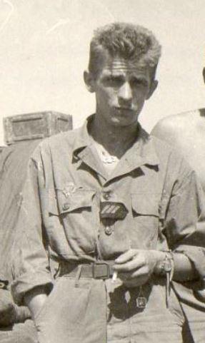 L'Adjudant Roland GAVRILOFF (Harrow Head) bataillon de Corée Gavril10