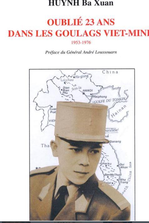 Lieutenant-Colonel Huynh Ba Xuan Goulag10