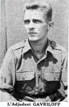 L'Adjudant Roland GAVRILOFF (Harrow Head) bataillon de Corée Gravil10